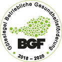 BGF GÜTESIEGEL 2017-2020