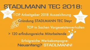 STADLMANN TEC Bilanz 2018